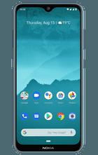 Nokia 6.2 - šedý