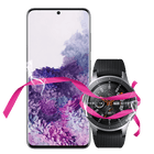 Samsung Galaxy S20 + Samsung Galaxy Watch 46 mm