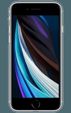 Apple iPhone SE 64GB - bílý
